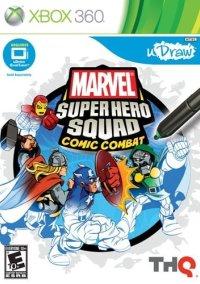 Обложка Marvel Super Hero Squad: Comic Combat