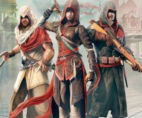 Хроники Assassin's Creed  в России и Индии готовятся к зимнему релизу