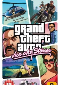 Обложка Grand Theft Auto: Vice City Stories