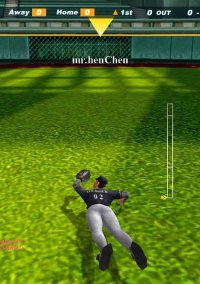 Обложка Ultimate Baseball Online 2006
