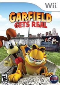 Обложка Garfield Gets Real