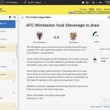 Скриншот Football Manager 2014