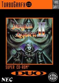 Обложка Dungeon Explorer II