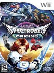Обложка Spectrobes: Origins