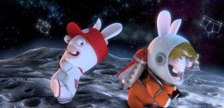 Rabbids Big Bang. Видео #1