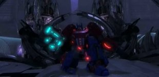 Transformers: Rise of the Dark Spark. Видео #1