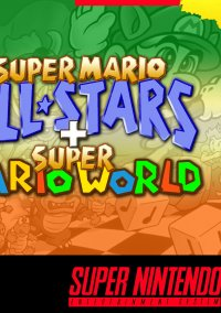 Обложка Super Mario All-Stars and Super Mario World