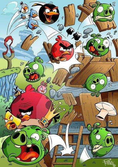 Рецензия на «Angry Birds в кино» - Изображение 10