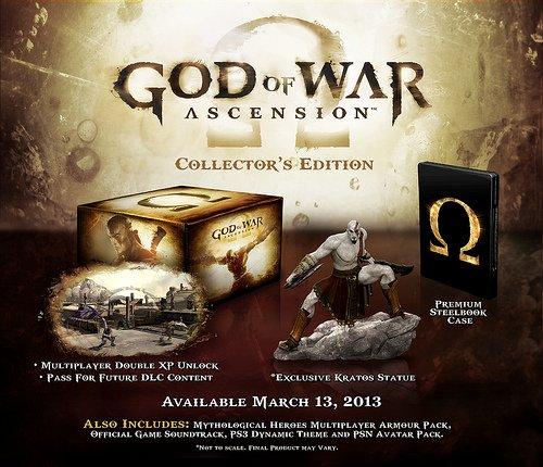Раскрыто коллекционное издание God of War: Ascension. - Изображение 1
