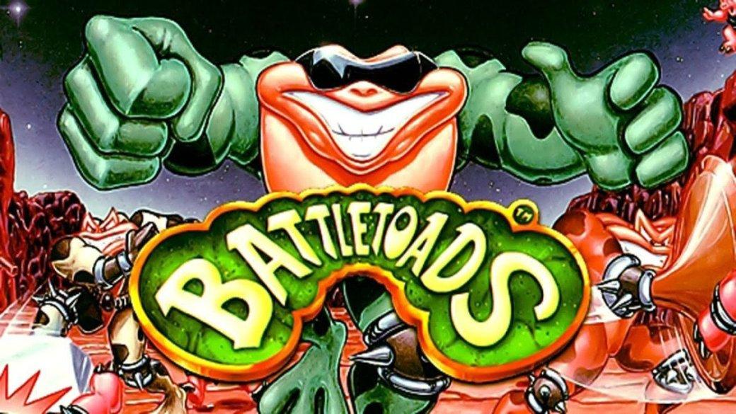Microsoft напомнила о Battletoads обновленной торговой маркой - Изображение 1