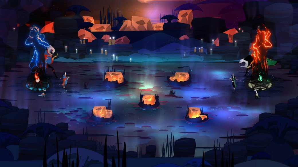 Рецензия на Pyre. Обзор игры - Изображение 3