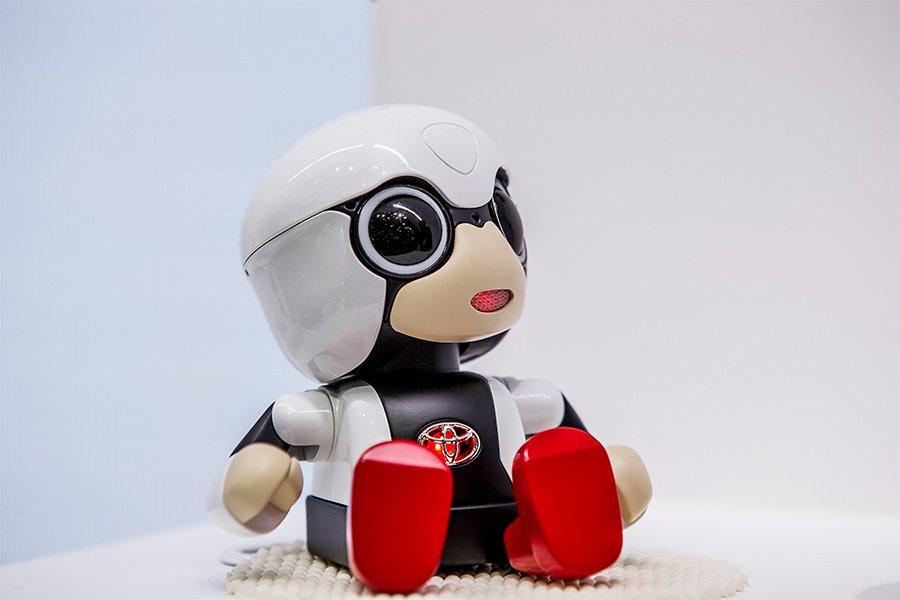 ВЯпонии начали массовое производство детей-роботов - Изображение 1