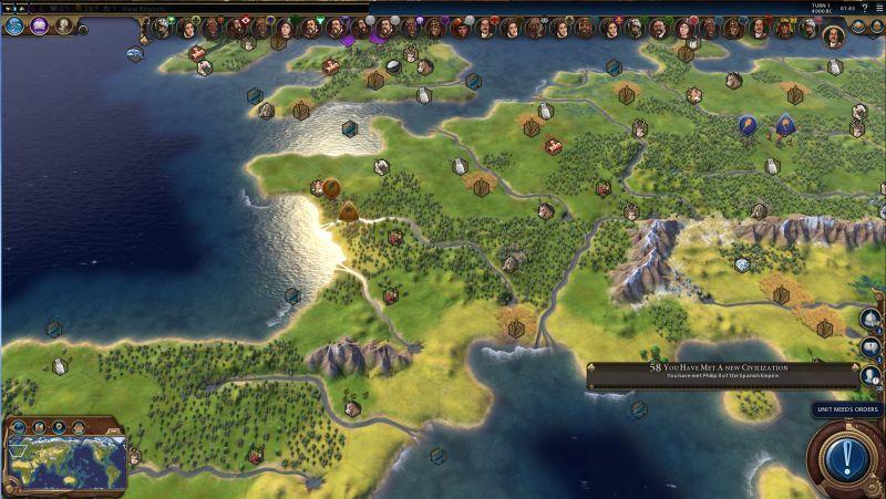 Вам потребуется очень мощный РС для этой карты в Civilization VI. - Изображение 1