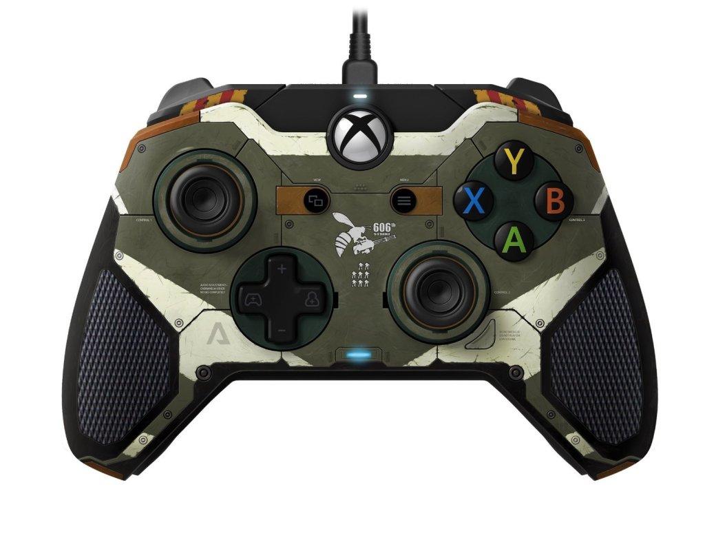 Для Xbox One выйдет инновационный геймпад в стиле Titanfall 2 - Изображение 1