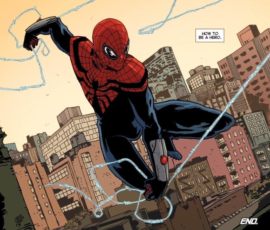 Новый выпуск «Человека-Паука» растоптал лучший сюжет замного лет - Изображение 3