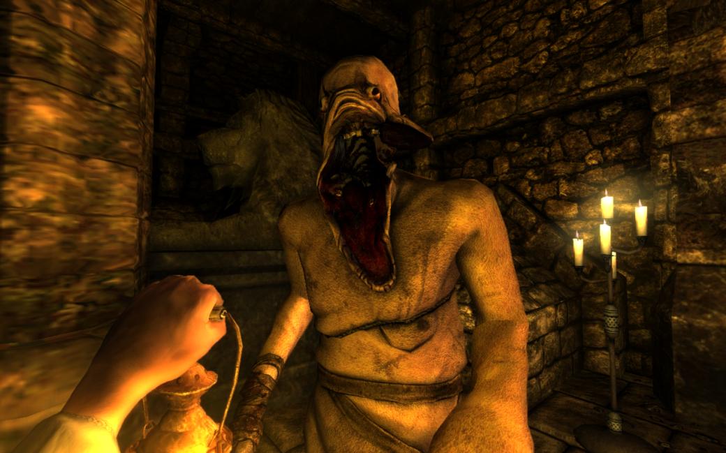 Amnesia: The Dark Descent на время стала бесплатной  - Изображение 1
