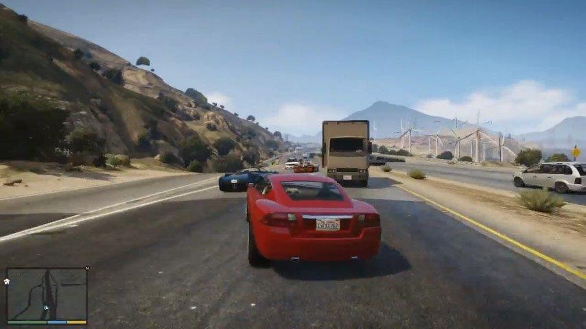 Grand Theft Auto V. Что же еще? - Изображение 11