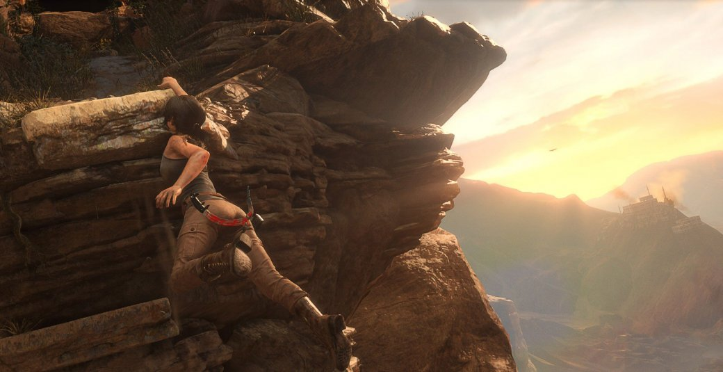 В Rise of the Tomb Raider нет мультиплеера, но есть онлайн-функционал. - Изображение 1