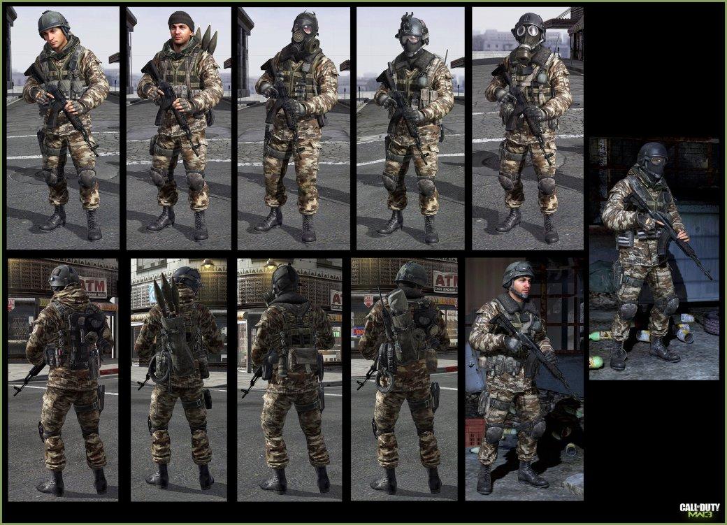 СПЕЦ: Российская военная форма в видеоиграх - Изображение 6