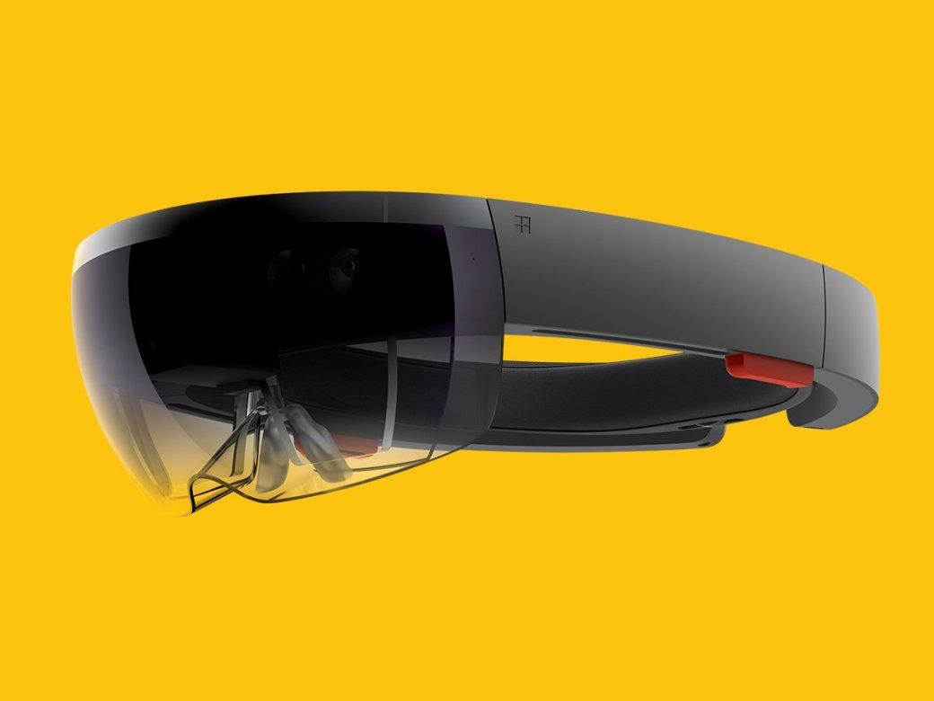 Первые впечатления от голографического компьютера HoloLens - Изображение 1