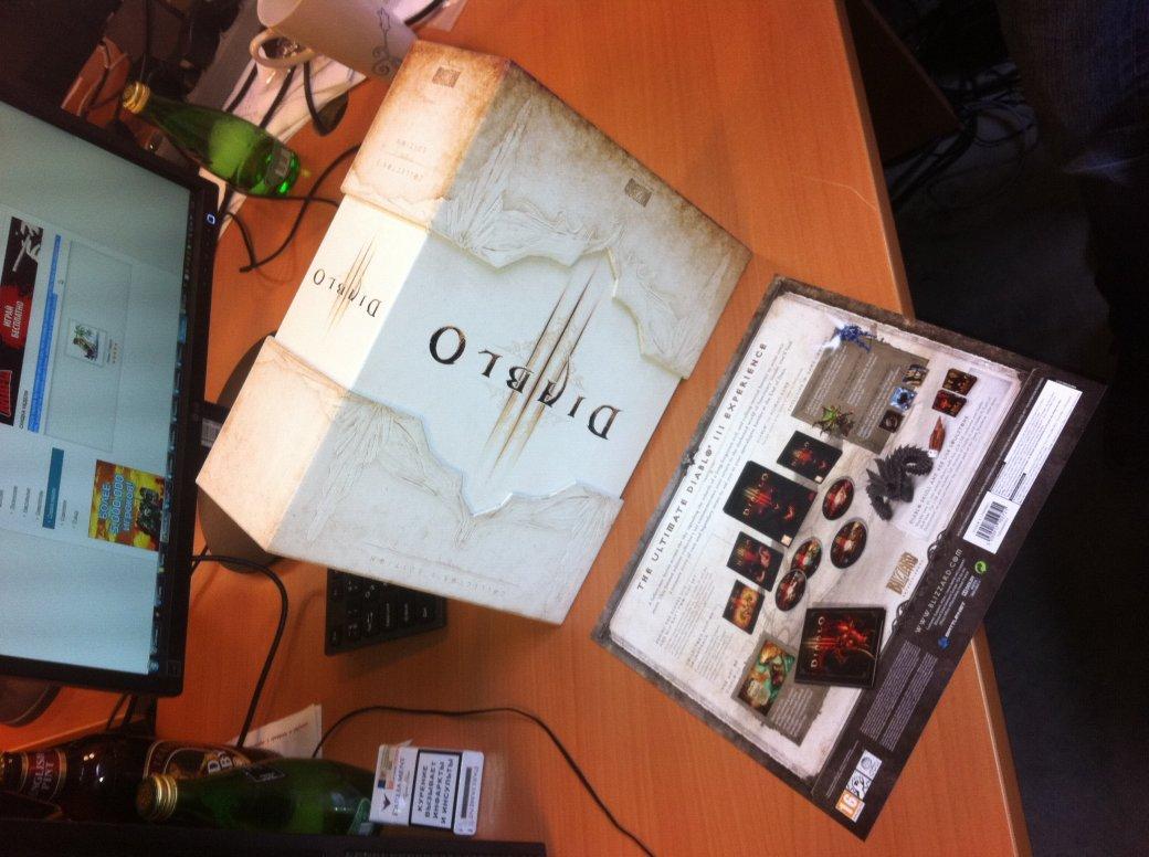 Анбоксинг коллекционной версии Diablo 3 - Изображение 2