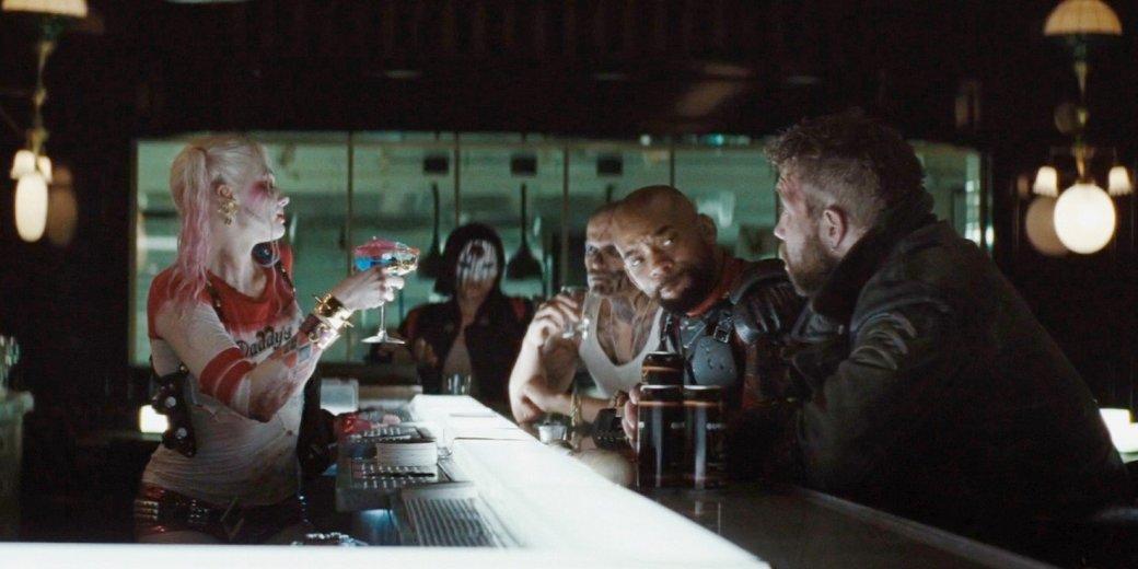 Все новые сцены «Отряда самоубийц»: коза, Харли и Катана без маски - Изображение 7