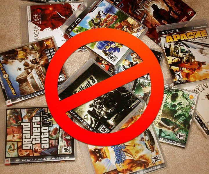 29 обложек видеоигр, если бы в России ввели «Антиигровой закон». - Изображение 1