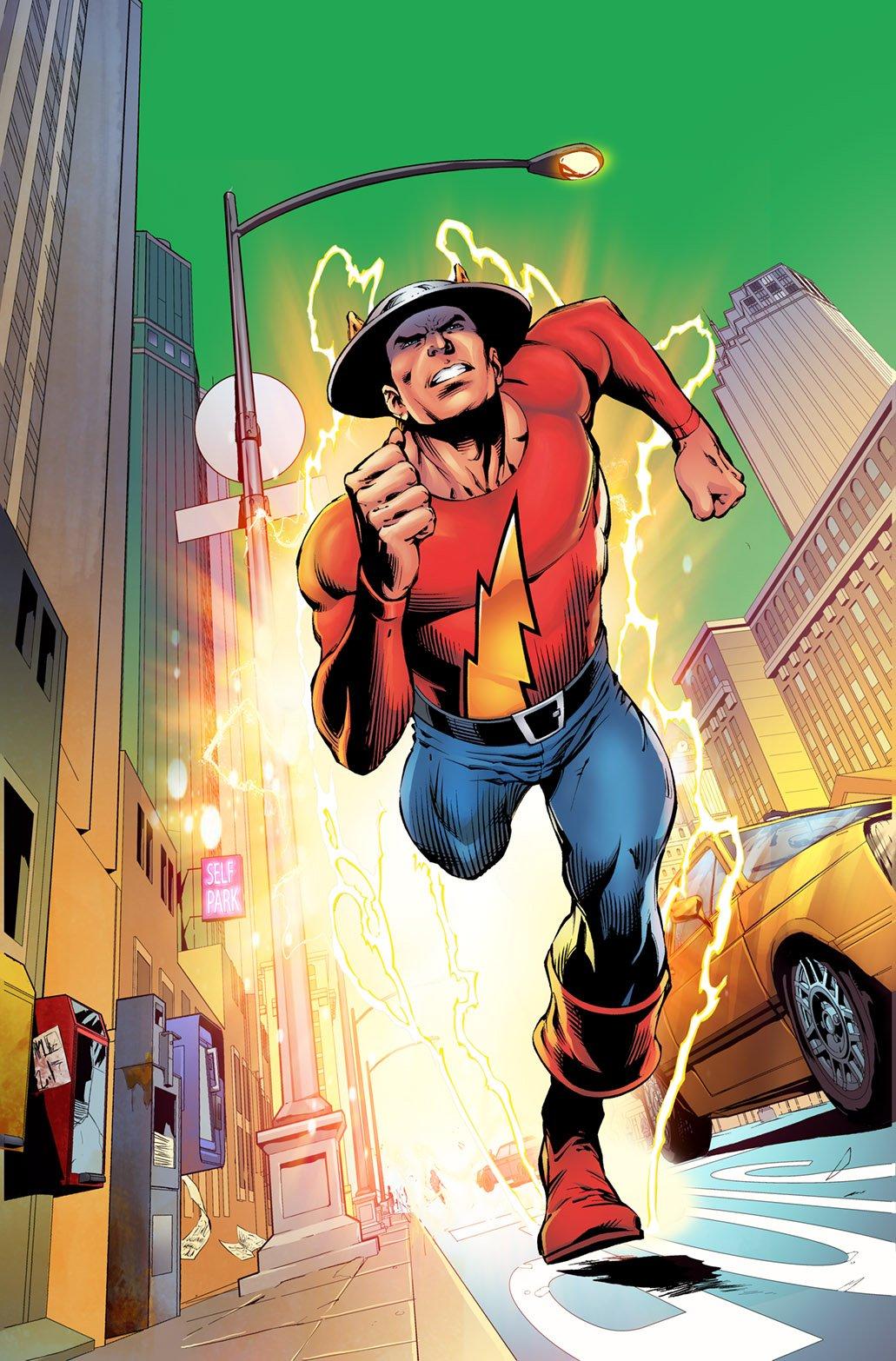 DC Comics на Comic-Con 2015 - Изображение 9