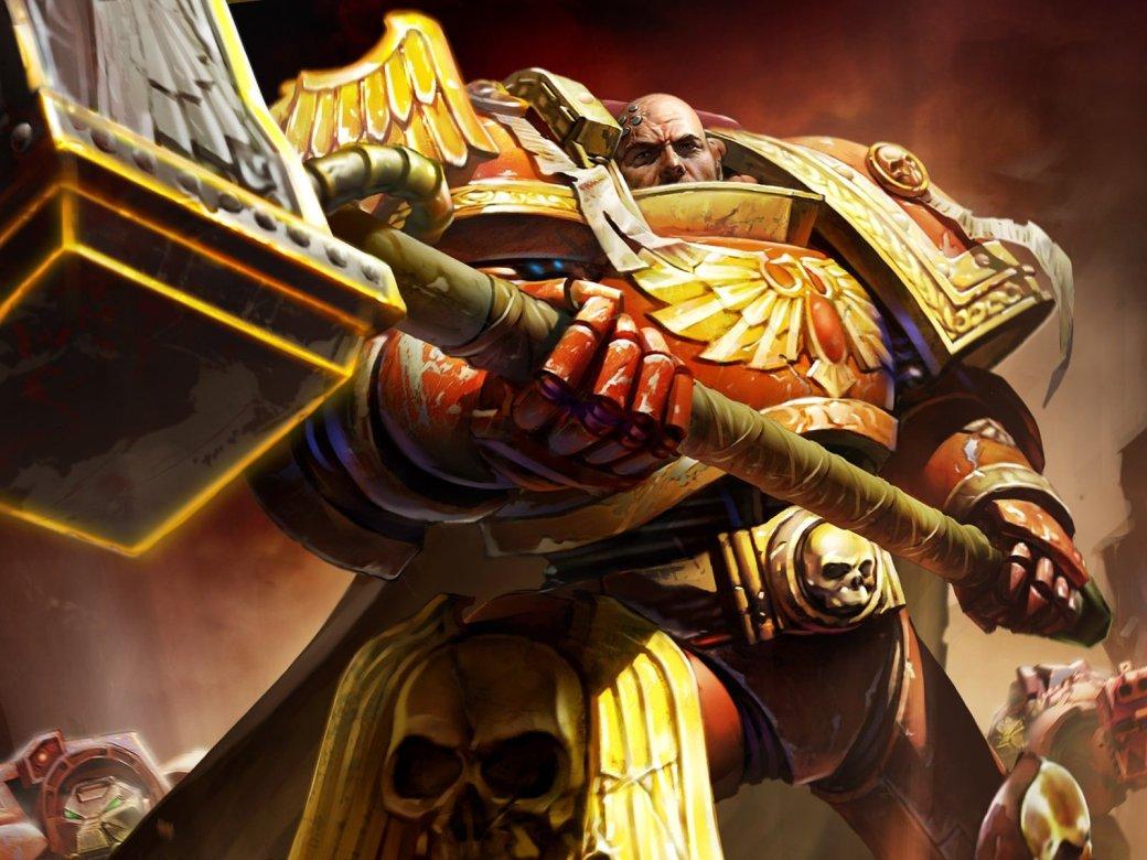 Комиксы по Warhammer 40 000 покажут борьбу десанта с ксеносами - Изображение 1