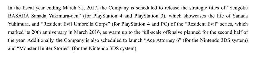 Capcom разочарована в Street Fighter V и готовит большую Resident Evil. - Изображение 2