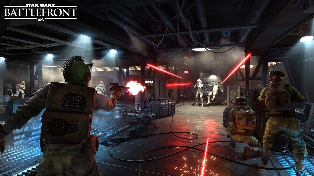 Вышло мобильное приложение SW Battlefront с карточной игрой - Изображение 1