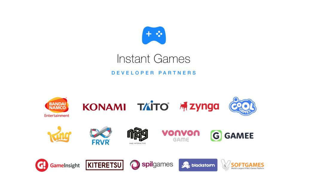 Facebook встроила HTML5-игры в Messenger и ленту новостей. - Изображение 1