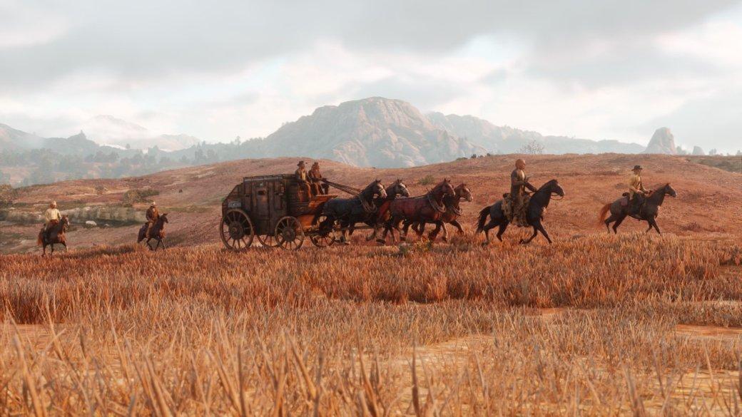 Red Dead Redemption 2 отложили довесны будущего года