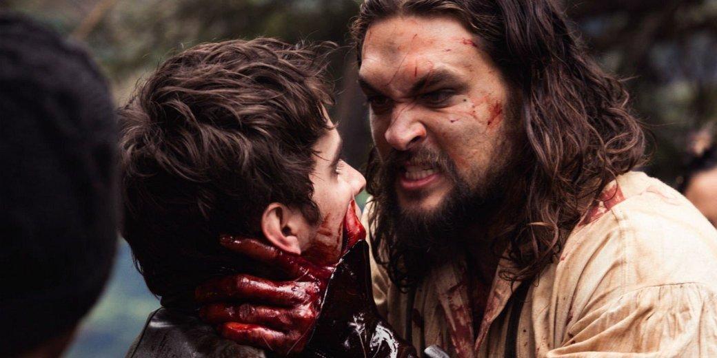 «Границу» с Джейсоном Момоа продлили на второй сезондо начала первого - Изображение 1