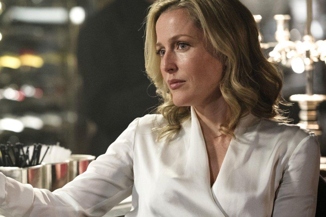 Джиллиан Андерсон сыграет в детективе по Агате Кристи - Изображение 1