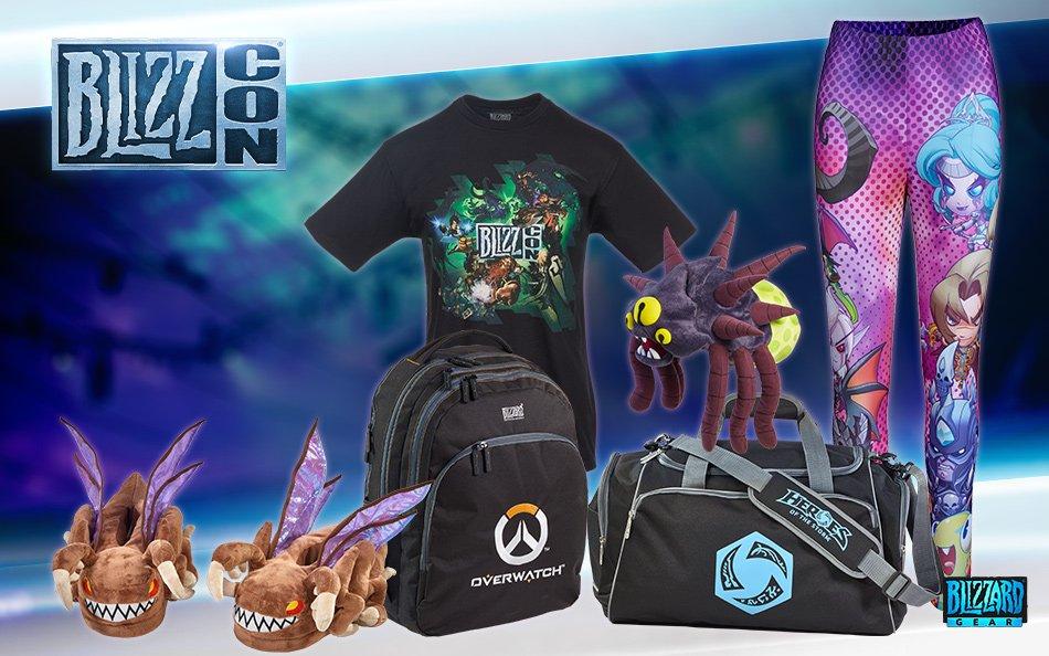 В магазине Blizzard началась распродажа сувениров BlizzCon 2015 - Изображение 1