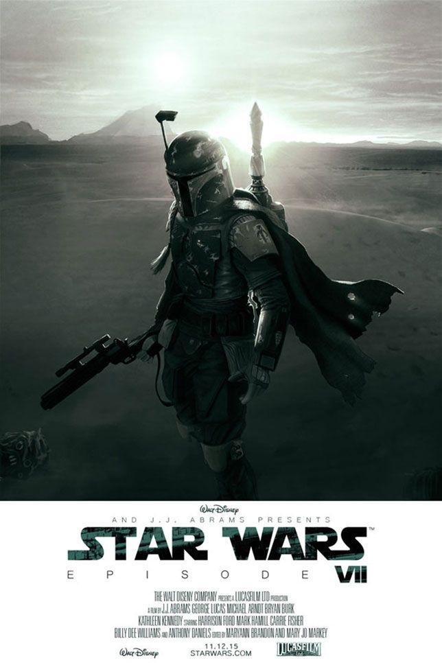 Фанатские постеры Star Wars: Episode VII - Изображение 14