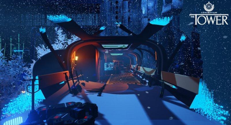 Deus Ex встречается с «Крепким орешком» в Consortium: The Tower - Изображение 1