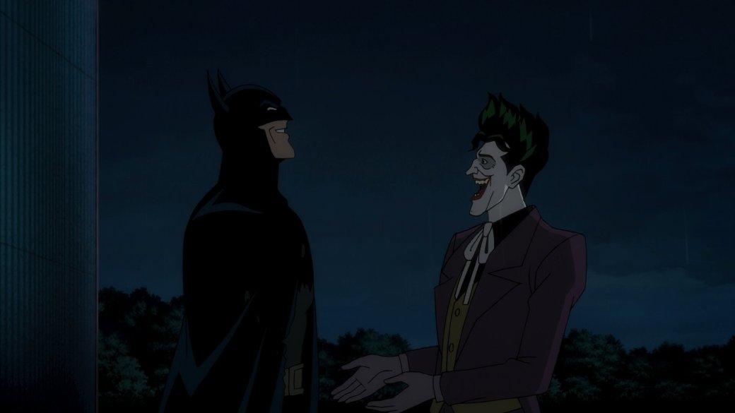 Рецензия на «Бэтмен: Убийственная шутка» - Изображение 13