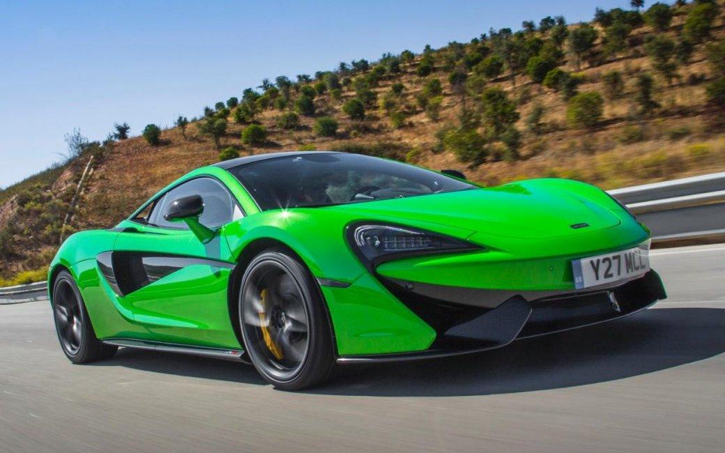 Слух: Apple планирует купить McLaren - Изображение 1