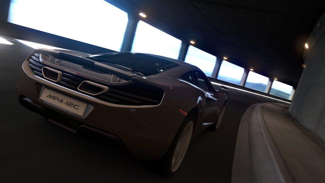 Ямаучи объяснил выбор платформы для Gran Turismo 6 - Изображение 1