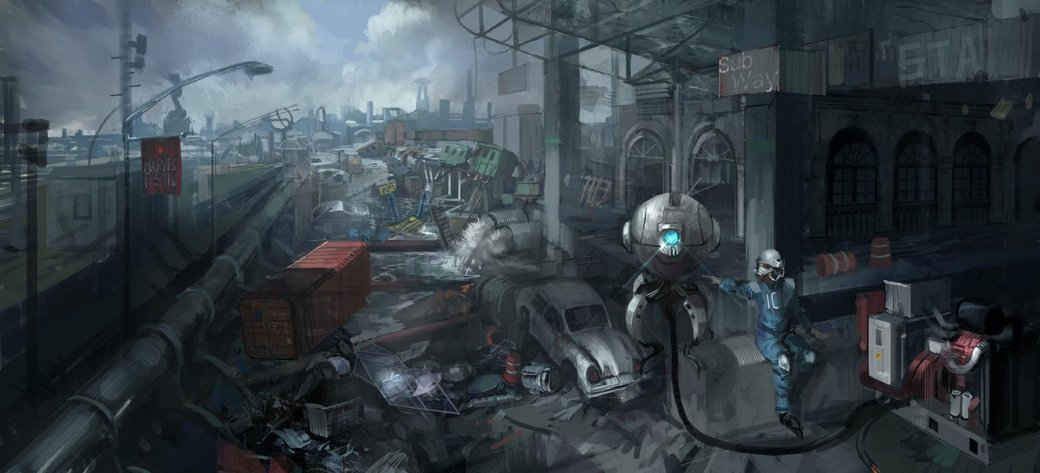 Лучший арт мира Fallout - Изображение 79