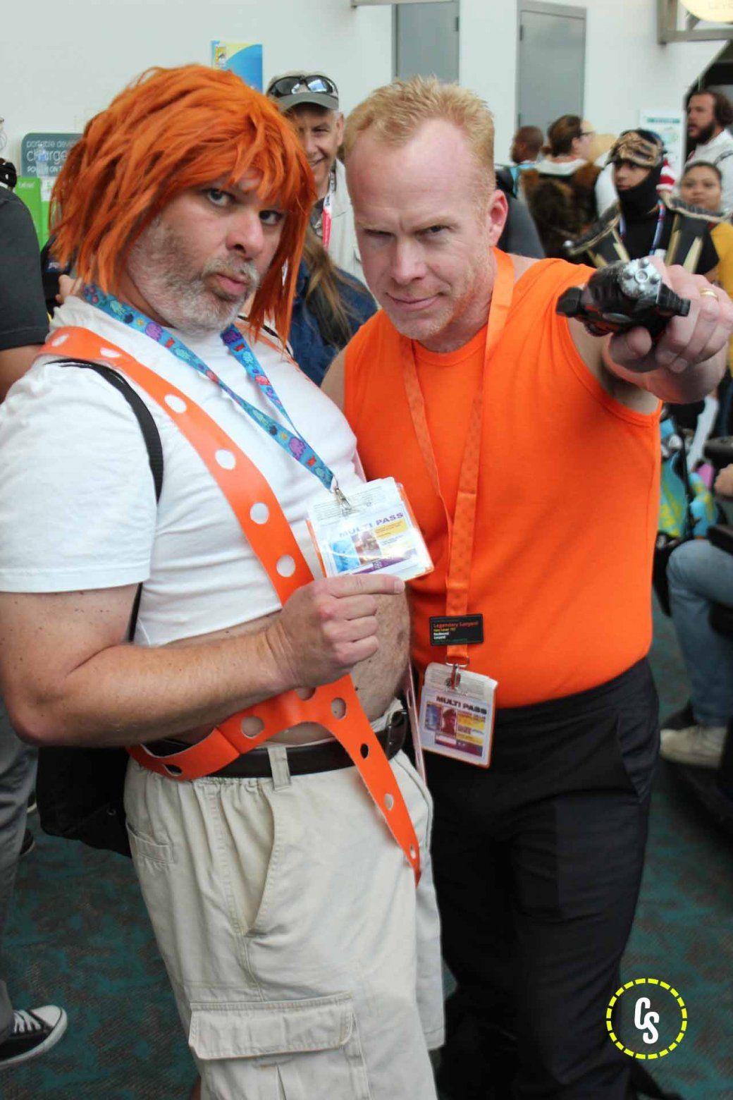 Лучший косплей Comic-Con 2015 - Изображение 80