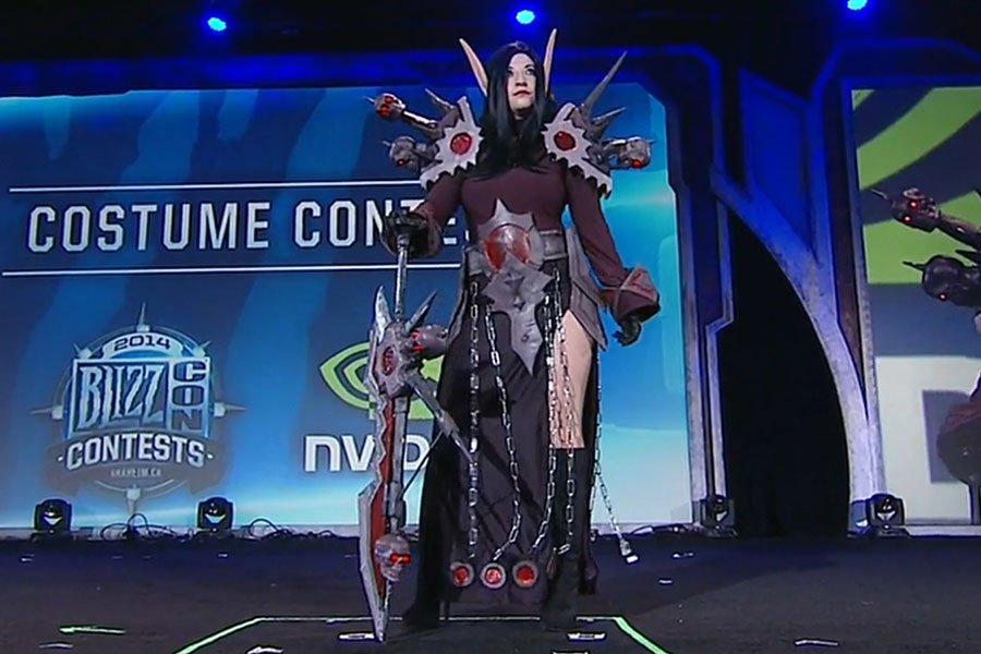 BlizzCon 2014. Конкурс костюмов - Изображение 89