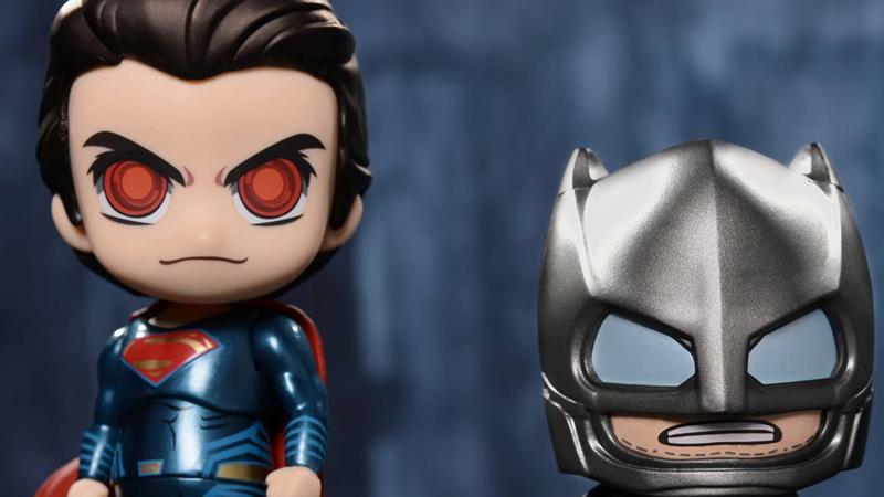 Новые тизеры «Бэтмена против Супермена»: ну кто так паркуется, Аффлек? - Изображение 1