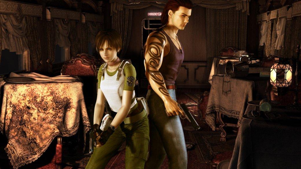 Все тайны зомбиленда: анонсирована Resident Evil Zero HD Remastered - Изображение 1