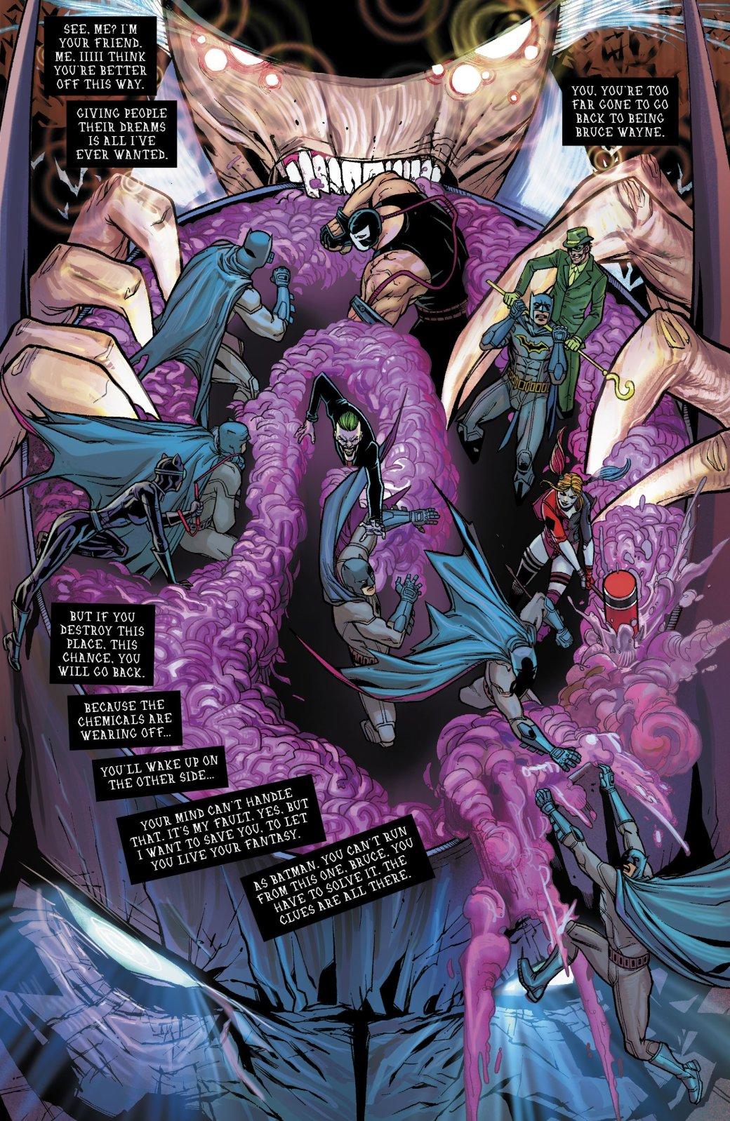 Бэтмен против Безумного Шляпника - Изображение 3