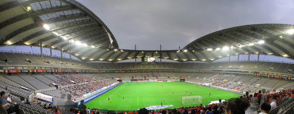Чемпионат мира по League of Legends пройдет на футбольном стадионе - Изображение 1