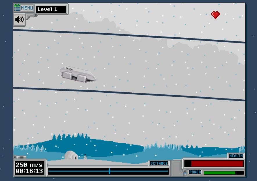 Деньги на болид для Hyperloop собирают с помощью 8-битной игры - Изображение 1