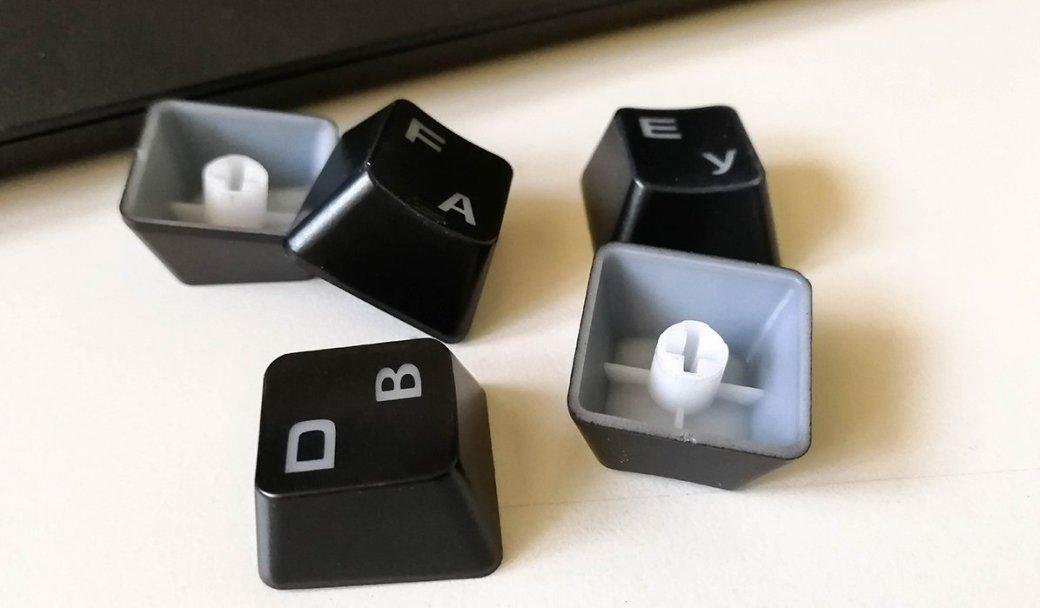 Клавиатура Cougar Attack X3 RGB— настоящие Cherry MXиничего лишнего. - Изображение 15